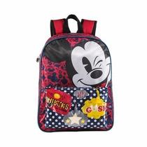 Mochila De Mickey Mouse 156702