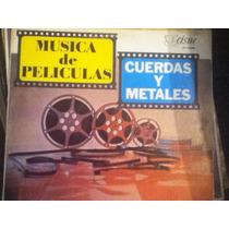 Disco Acetato De: Musica De Peliculas