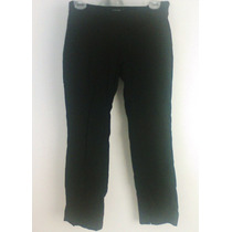 Gap Pantalon 22 Stretch T-4 Sexy Negro,rock,hipie