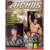 2 Revistas:super Luchas Grafico $100.00 (envio Incluido D.f)