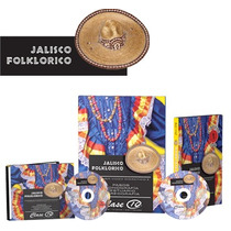 Jalisco Folklorico 1 Vol + 1 Cd + Dvd Ed Clase 10