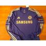 Jersey Adidas Chelsea Manga Larga Champions League 2013