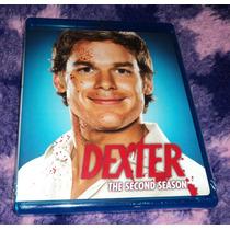 Dexter - Segunda Temporada Bluray Importado Usa Hm4