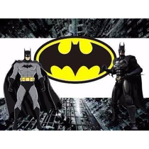 Kit Imprimible Batman Golosinas Personalizadas Invitaciones