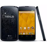 Lg Google Nexus 4 16gb Libre De Fabrica 8mp 4g