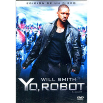 Dvd Yo Robot ( I Robot ) 2004 - Alex Proyas / Will Smith