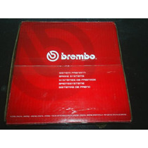 Discos De Frenos Brembo Hiperventilados Platina - Clio 1.6l