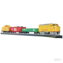 Tren Electrico Set Inicial Ho Bachmann Challenger Completo !