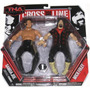 Tna Figura Mick Foley Vs Samoa Joe Serie 1 Cross The Line