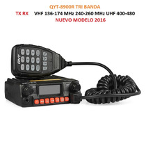 Radio Movil Mini Qyt-8900r Tri Banda
