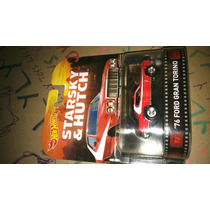 Hot Wheels Retro Strarsky & Hutch Ford Gran Torin Lyly Toys