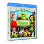 Shrek 4 Felices Para Siempre Bluray 3d + Blu-ray + Dvd Lbf