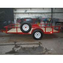 Remolque Multiusos Camionetas Camiones Autos Motos Mty