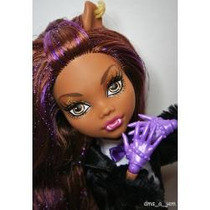 Monster High Clawdeen Sweet 1600 Mdn