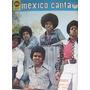 Revista , Mexico Canta , Los Jackson Five En Portada