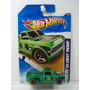 Hot Wheels Camioneta Custom '69 Chevy Pickup Verde 2012