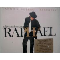 Raphael- Te Llevo En El Corazon- Tango Bolero Ranchera 3 Cd