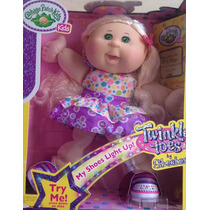 Cabbage Patch Kids Katy Leigh Twinkle Toes Rosquillo Toys