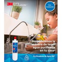 Kit Purificador Filtro Agua Modelo Family Con Instalación 3m
