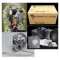 Death Note Death Box Caja De Coleccion Japonesa Envio Gratis