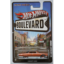 1963 Chrysler Turbine Seríe Hot Wheels Boulevard