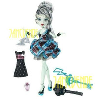 Frankie Stein Dulces 1600, 2012, Mattel, Monster High Vbf