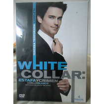 White Collar, Cuello Blanco. Temporada 3, Tres Serie Tv Dvd