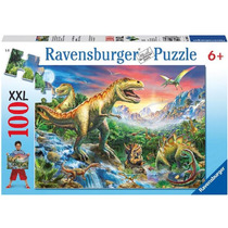 La Era De Los Dinosaurios Xxl 100 Pzas Ravensburger 6+ Años