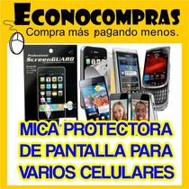Mica Transparente Para Sony Ericsson U5 U8i U10 X8 X10 X12