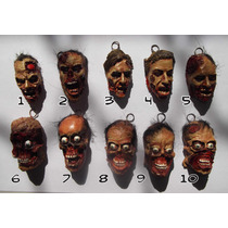 Llaveros Zombies