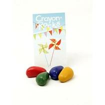 Crayon Rocks Party Favors