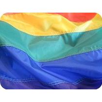 Rainbow Flag-bandera Del Orgullo Gay - Tamaño 3