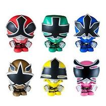 Power Rangers Samurai Juguete Mashems Misterio Paquete De 6