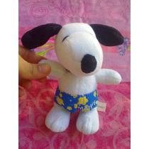 Snoopy Playerito De Peluche