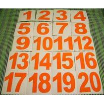 Material Didactico Numeracion Del 1 Al 20 Para Niños Kinder
