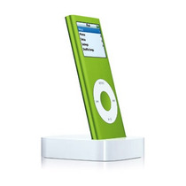 Base / Cuna Apple Para Cargar Ipod Nano Generacion 1