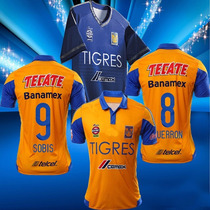 Jersey Adidas Del Tigres Uanl 2015 Gignac Sobis Aquino Damm