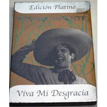 Dvd: Viva Mi Desgracia (1943) Pedro Infante!! Rgl