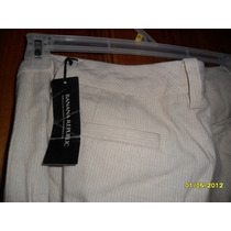 No Limpia De Closet Pantalon Jeans Sexy Banana Republic