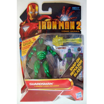 Iron Man 2 Comic Figures Series 02 - Guardsman No Avengers