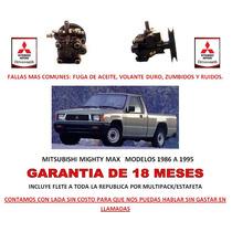Bomba Licuadora Direccion Hidraulica Mitsubishi Mighty Max