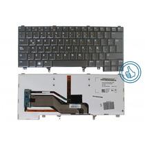 Teclado Dell E6420 E5420 Negro Esp Retroilum Point 06rc5r