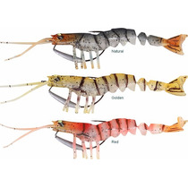 Camaron Señuelo Para Pescar Savage Gear, 12 Cm, Manic Shrimp