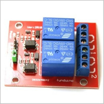 Tarjeta Interfaz De Potencia (pic, Arduino) Con Relevadores