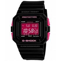 Reloj Casio G Shock G-5500b-1 Tough Solar Unisex Pm0