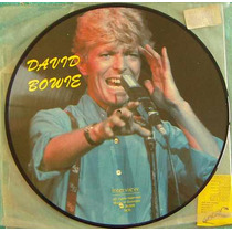 Rock Internacional , David Bowie, Interview, Fotodisco 12´,