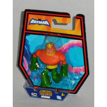 Batman Action League Aquaman R6029 Mini Figura Dc Cn Mn4