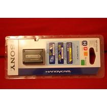 Bateria Video Camara Sony Handycam Np-fh100 Original Pilas