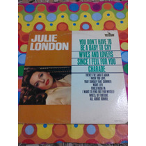 Julie London Lp You Don