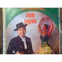 Disco Acetato De: Juan Legido
